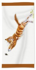 Spring Loaded Hand Towel
