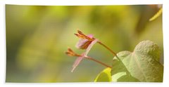 Bath Towel featuring the photograph Spring Macro2 by Jeff Burgess