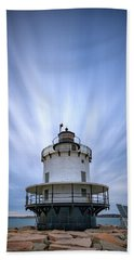 Spring Point Ledge Lighthouse Hand Towel