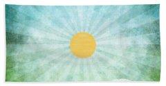 Spring Summer Hand Towel