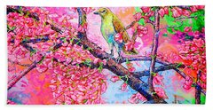 Spring Time Hand Towel