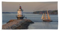 Sprint Point Ledge Sails Bath Towel