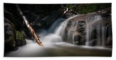 Hand Towel featuring the photograph Squaw Creek by Sean Foster