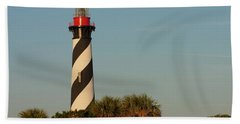 St. Augustine Lighthouse #3 Hand Towel