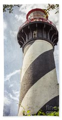 St. Augustine Lighthouse Bath Towel