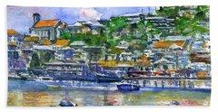 St. George Grenada Hand Towel