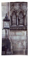Bath Towel featuring the photograph St. Giles Cathedral by Kenneth Campbell