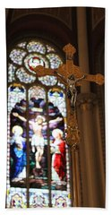 St John's Cathedral - I Bath Towel
