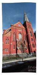 St Johns Lutheran Church Hand Towel