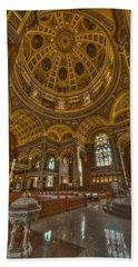 St Josaphat Basilica Milwaukee W I Bath Towel
