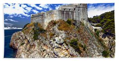 St. Lawrence Fortress Hand Towel