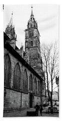 St. Lorenz Cathedral Hand Towel