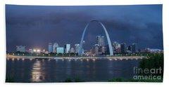 St Louis Before The Storm Bath Towel