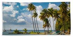 St Lucia - Marigot Bay IIi Bath Towel