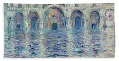 st-Marco square- Venice Hand Towel by Pierre Van Dijk