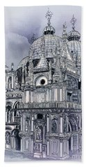 St Mark's Basilica. Hand Towel