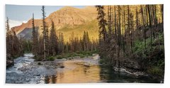 St. Mary River Hand Towel