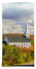 St Mary's Roman Catholic Church Hand Towel