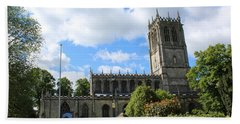 St. Mary's,tickhill Hand Towel