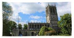 St. Mary's,tickhill Bath Towel