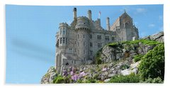St Michael's Mount Castle Bath Towel