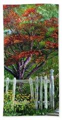 St. Michael's Tree Hand Towel