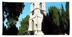 St. Michael's,rossington Bath Towel
