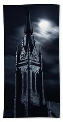 St Nicholas Church Wilkes Barre Pennsylvania Bath Towel