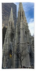 St. Patricks Cathedral Hand Towel