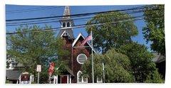 St Pauls Episcopal Church Patchogue Hand Towel