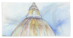 St. Peter's Basilica Hand Towel