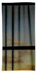 St. Petersburg Sunset Bath Towel by KG Thienemann