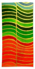 Stability Vertical Banner Hand Towel