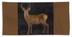 Stag Hand Towel