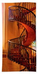 Staircase To Heaven Hand Towel