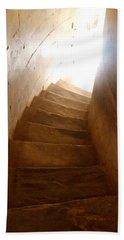 Stairway From Heaven Bath Towel