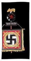 Standard Of The Leibstandarte Adolf Hitler Circa 1935  Hand Towel