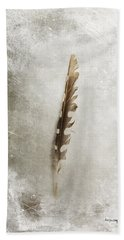 Standing Feather Bath Towel