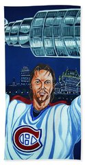 Stanley Cup - Champion Hand Towel