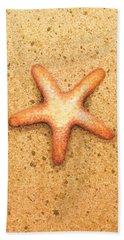 Star Fish Hand Towel