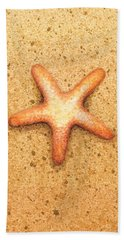 Star Fish Bath Towel
