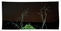 Star Light Star Bright Bath Towel by Paul Svensen