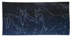 Star Spirits Hand Towel