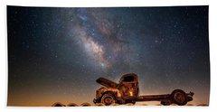 Star Struck Truck  Hand Towel
