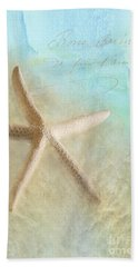 Starfish Hand Towel