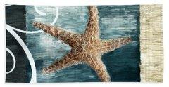 Starfish Spell Hand Towel