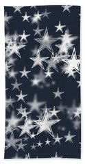 Stars Of America Bath Towel