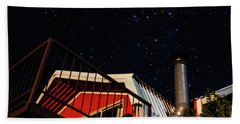Stars Over Gila Cottage Hand Towel