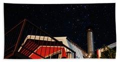 Stars Over Gila Cottage Bath Towel