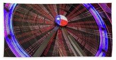 State Fair Of Texas Ferris Wheel Hand Towel
